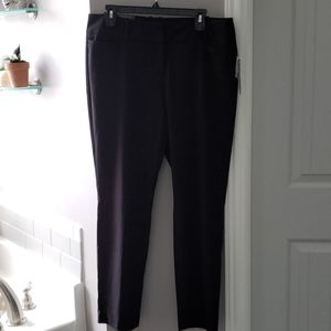 NWT The Limited Drew Fit Skinny Dress Pant